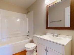 Parent Remodeling, LLC Bathroom remodel